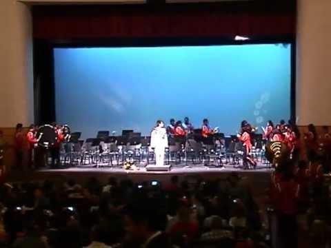 Mark Keppel HS Veterans Concert 2012