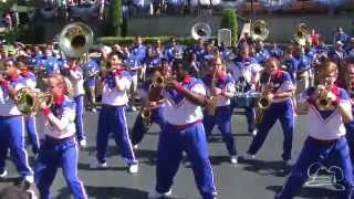 Uptown Funk 45th Anniversary Disneyland Resort All American College Band
