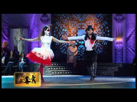"""""""Kviečiu šokti. Pažadinta aistra"""": Kristina-Tina ir Tadas"""