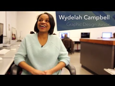 Student Interview // Wydelah Campbell