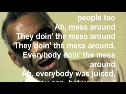 Ray Charles - Mess Around with lyrics