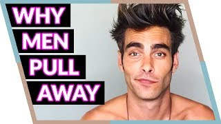 Why Men Pull Away (You NEED to know this FACT about men!)