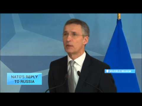 NATO's Reply to Russia: Alliance plans to increase its presence in eastern Europe