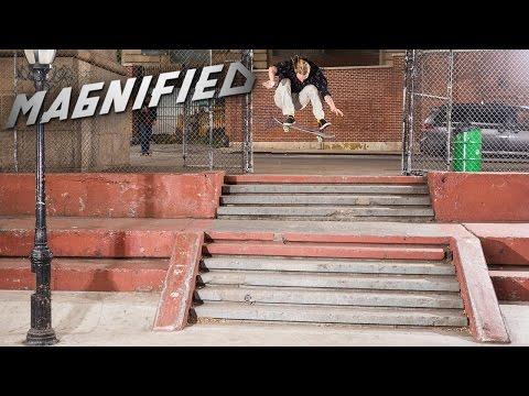 Magnified: Erik Ellington