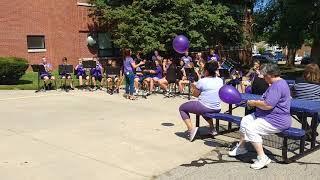 Mission Middle School (Bellevue, Nebraska) Fight Song