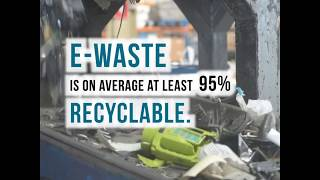 Electronic waste (e-waste) recycling facts for Australia