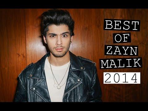 Zayn Malik's Best Bits Of 2014!