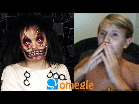 The Smiler Goes On Omegle! video
