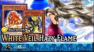 White Veil + Hazy Flame!!! | Yu-Gi-Oh! Duel Links