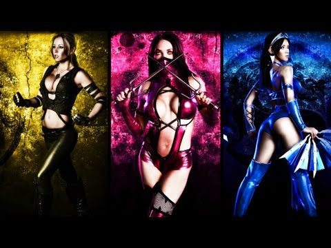Mortal Kombat: Sonya / Mileena / Kitana
