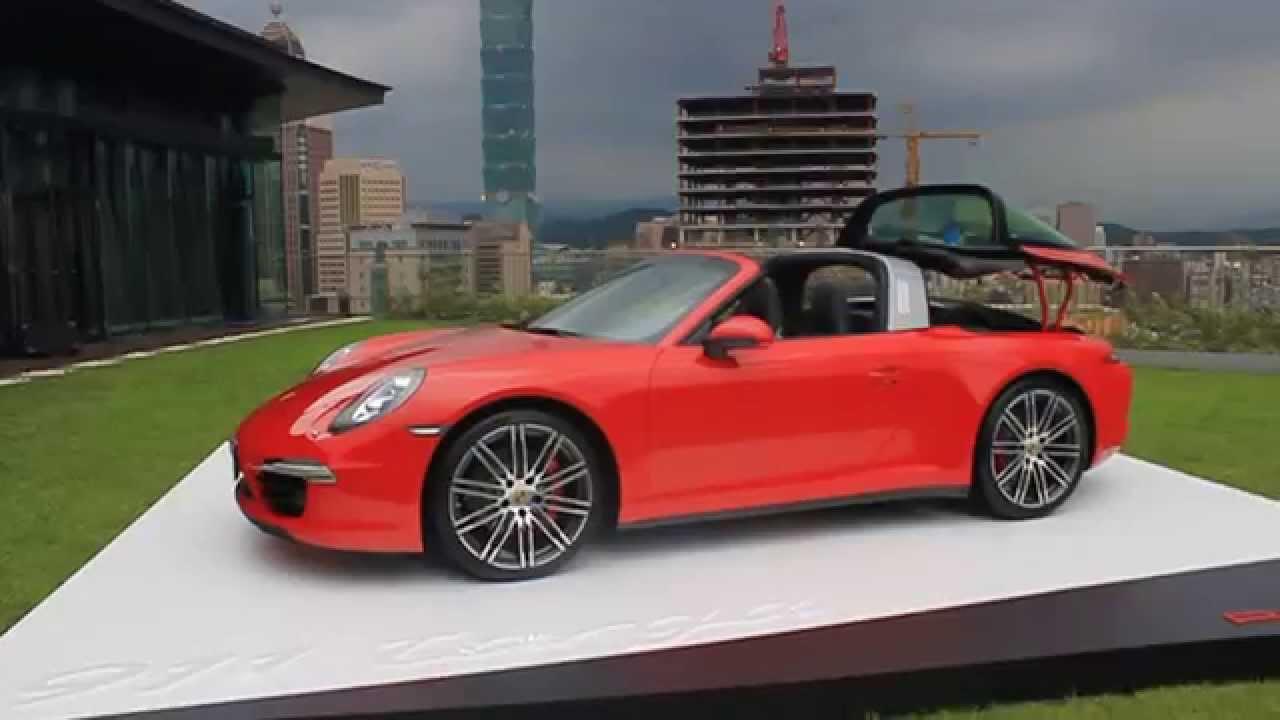 911 Targa Roof 911 Targa Roof Action v1