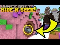 Minecraft: I AM A CAR!!! VEHICLES Hide And Seek - Modded Mini-Game