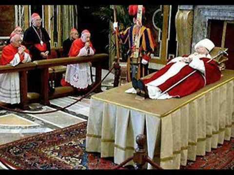 Иоанн Павел II будет погребен в одном из гротов под собором Святого Петра п