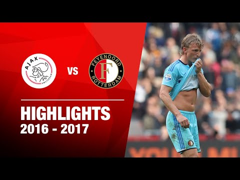 Samenvatting Ajax - Feyenoord 2016-2017