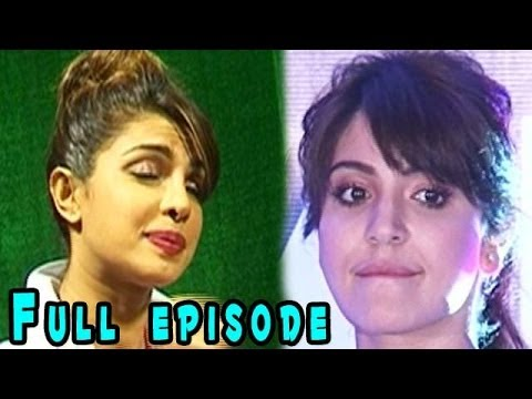 Priyanka Chopra Plays Game Of Hearts, Anushka Sharma's Brand New Lips Secret Revealed & More video
