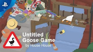 Untitled Goose Game | Release Date Announce | PS4