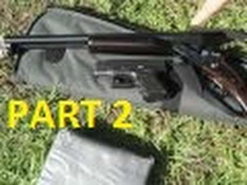 Shooting Homemade Bullet Proof Vest Part 2