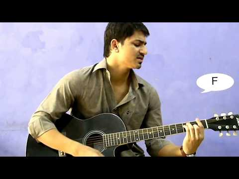 Tum Ho Paas Mere-Rockstar Guitar Chords