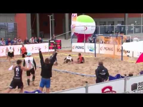 Szczecin, Plaża I Piłka Ręczna Plażowa - PGNiG Beach Handball Tour 2015