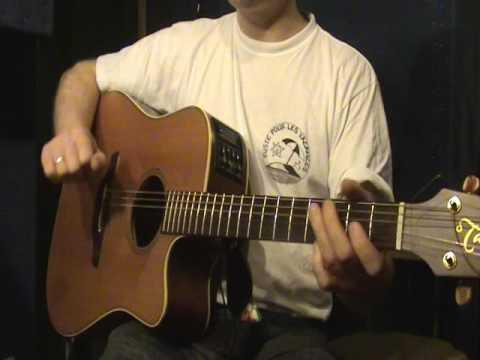 Comment Jouer Aline De Christophe (2) à La Guitare