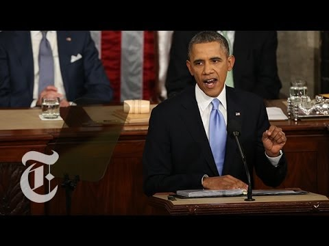 State of the Union 2014 Address: Obama Calls for a 'Year of Action' | The New York Times