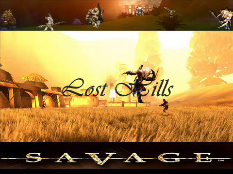 Savage: Battle for Newerth- Lost Hills