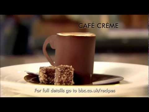raymond blanc cafe creme dessert youtube. Black Bedroom Furniture Sets. Home Design Ideas