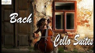 J S Bach Cello Suites Complete