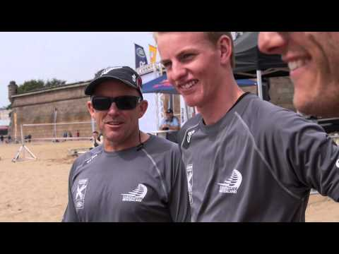 ETNZ: Extreme Sailing Russia- Final Day