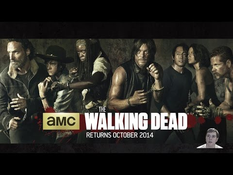 The Walking Dead Season 5 - The Group Handcuffed - New Banner! video