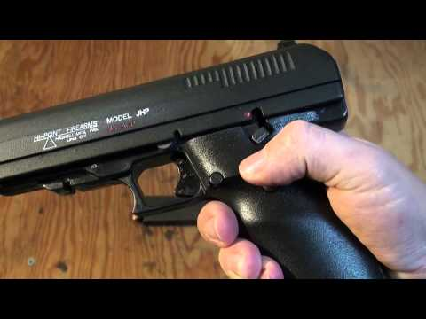 Hi-Point .45 Review: The Pistol of Savings!