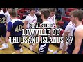 Thousand Islands vs Lowville - NNY Basketball Game of the Week