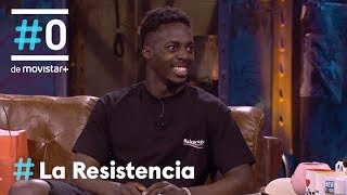 LA RESISTENCIA - Entrevista a Iñaki Williams   #LaResistencia 13.05.2019