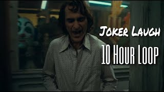 Joaquin Phoenix Joker Laughs for 10 Hours!
