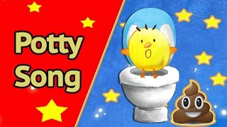 Potty Song : The Potty Song , dance, rap, for toddlers