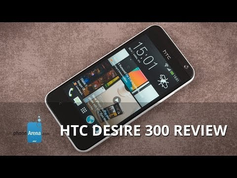 HTC Desire 300 Review (2)