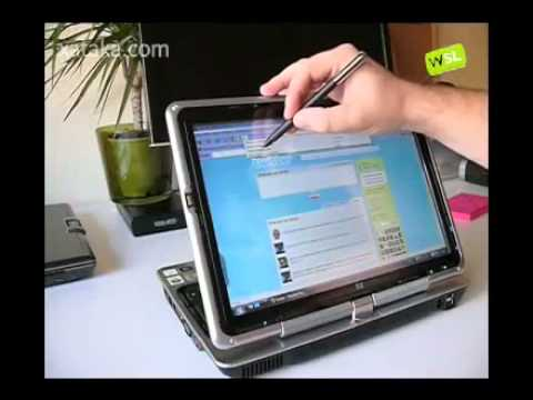 Tecnologia a tu medida Tablet PC HP Pavilion TX 1000