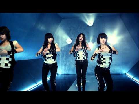 4Minute - WHY MV