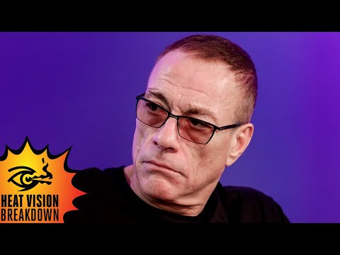 Download Jean-Claude Van Damme Reveals Why He Left 'Predator' | Heat Vision Mp4 baru