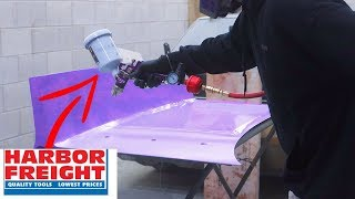 Bosozoku Cressida Paint - Ft. Harbor Freight Spray Gun