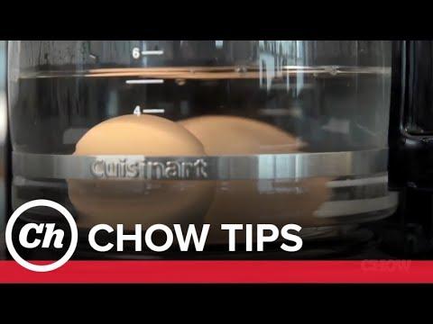 Cook Breakfast in Your Coffeemaker - CHOW Tip