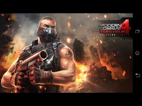 modern combat 4 (apk y sd ) actualizado 1.1.6
