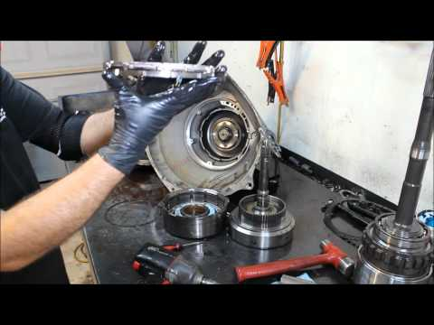48RE Transmission Teardown Inspection. 2006 Dodge Ram SRT10 - Transmission Repair