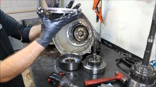 48RE Transmission Teardown Inspection, 2006 Dodge Ram SRT10 - Transmission Repair