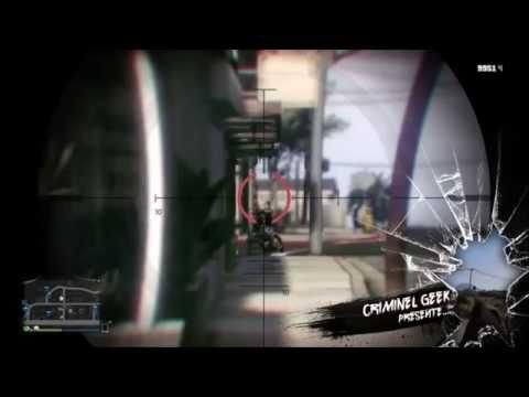 GTA V ONLINE GAZA THE CREW DELIRE KILL XBOX ONE
