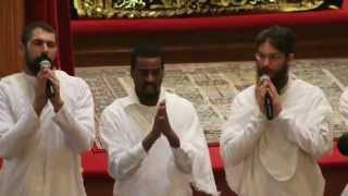Saint Michael's Hymn (Mezmur) in Geez By Foreigners - in Ethiopian Orthodox Tewahedo Church