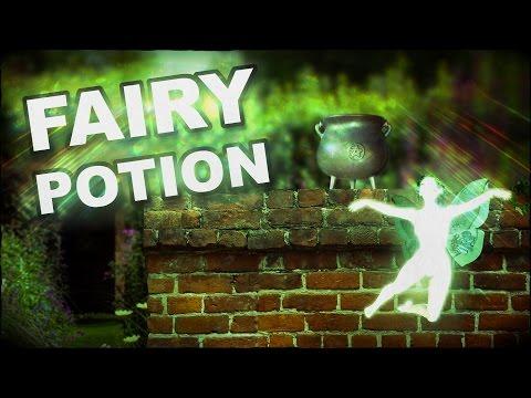 how to make a wormhole potion