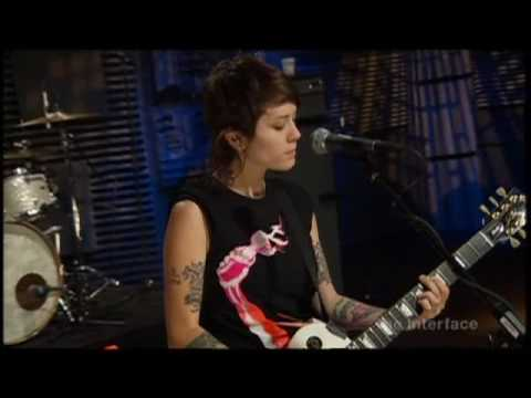Wake Up Exhausted Tegan Quin w/ Alkaline Trio