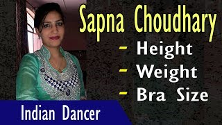 Sapna Choudhary (Bigg Boss 11) Age | Height | Weight | Measurements | Gyan Junction