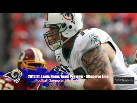 Football Gameplan's 2013 NFL Team Preview - St Louis Rams